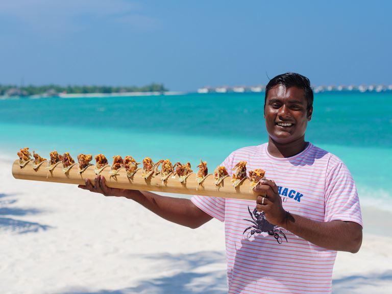 БААстрономический фестиваль на Мальдивах с 20 июля по 3 августа