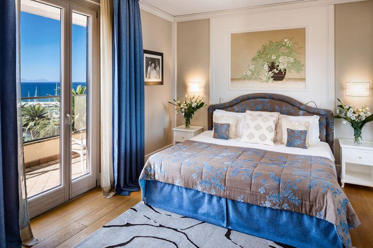 Baglioni Resort Cala Del Porto Punta Ala в Тоскане, Италия - номер Grand Suite