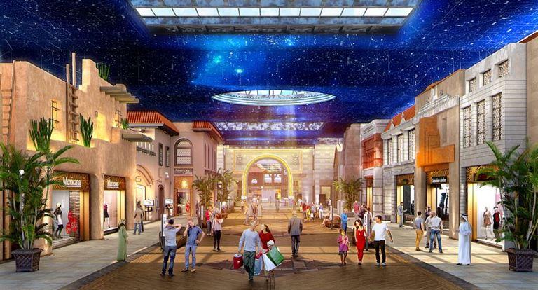 Дубай в 2018 году - новые проекты и открытия - Торговый центр Cityland Mall