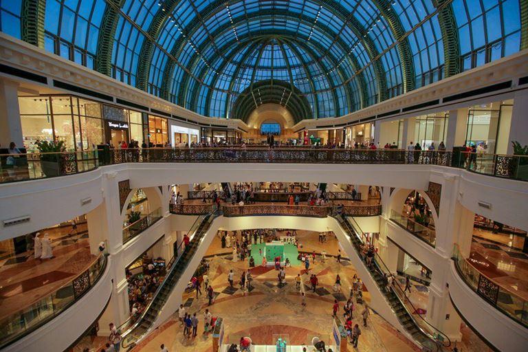 Лето-2018 в Дубае: скидки и распродажи на шопинге торгово-развлекательном центре