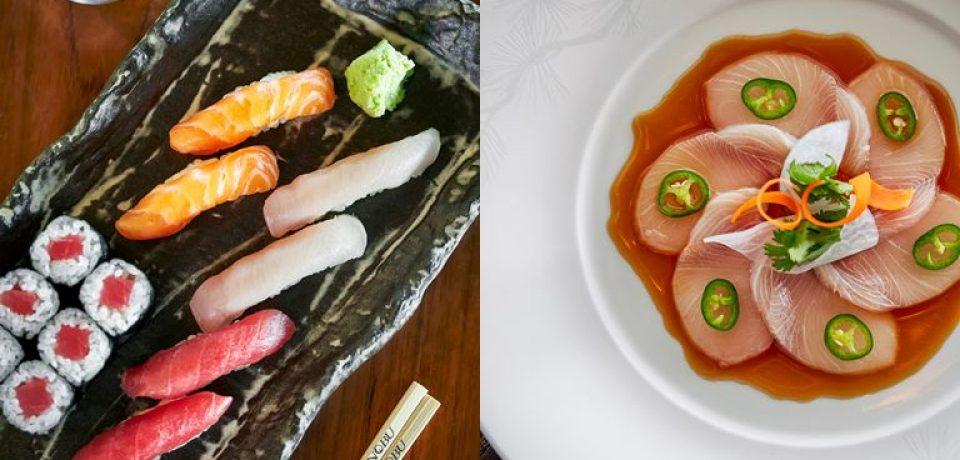 Фестиваль морепродуктов Catch Seafood Feast в ресторане Elements в Four Seasons Hotel Doha