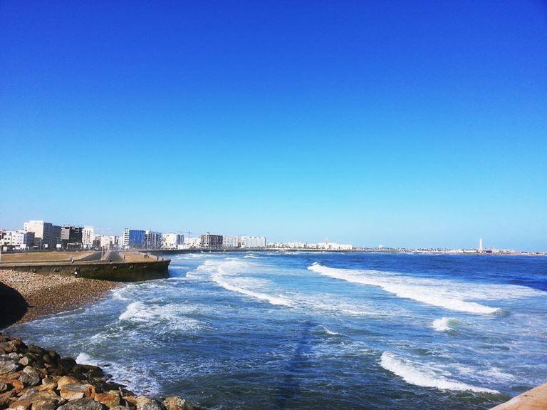Города мира на берегу океана - Касабланка (Марокко)