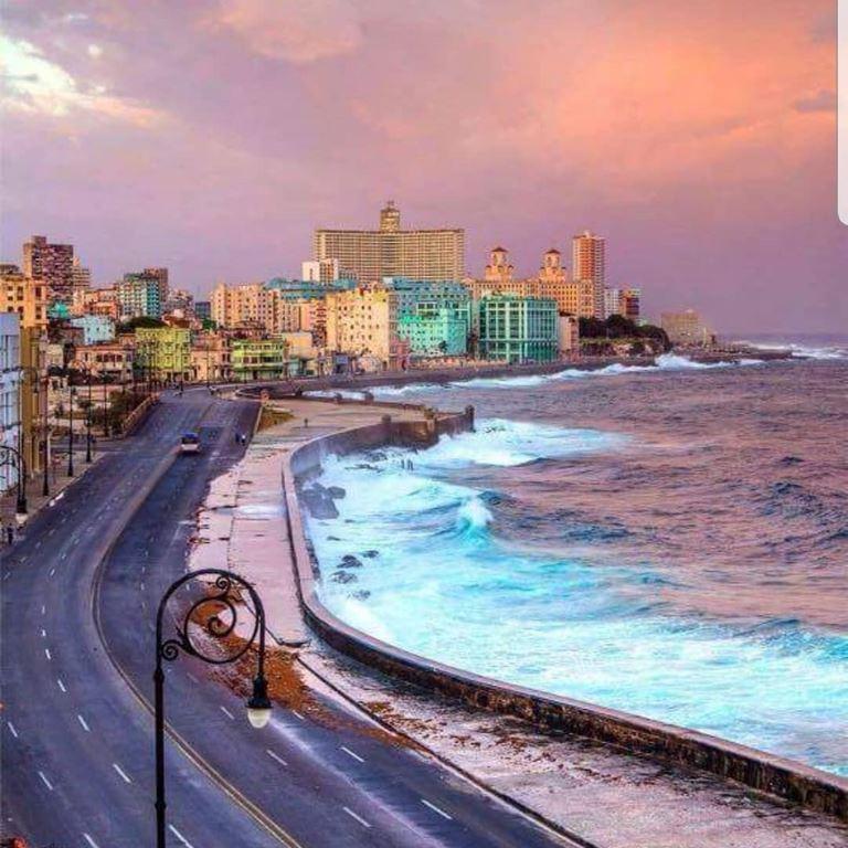 Города мира на берегу океана - Гавана (Куба)