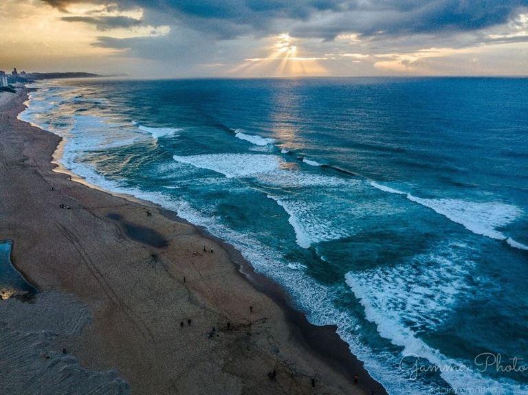 Города мира на берегу океана - Дурбан (ЮАР)