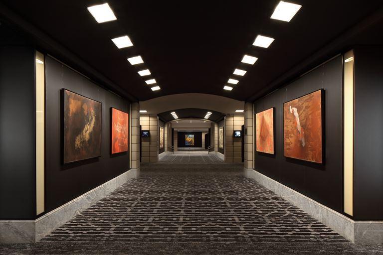 Отель Arts Barcelona: картинная галерея