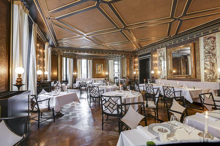 Отель La Réserve Paris – ресторан