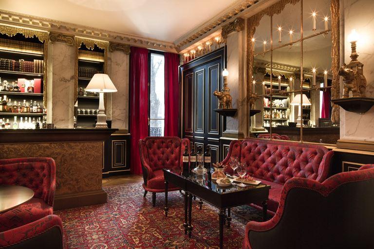 La Réserve Paris – лучший в Париже, один из лучших в Европе