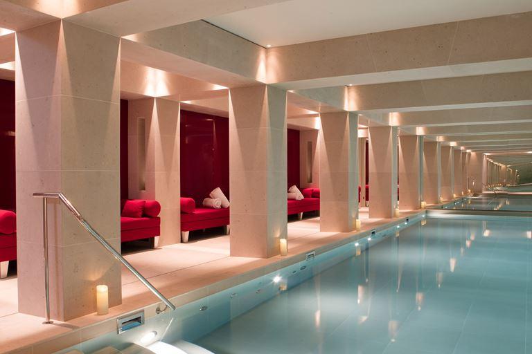 Отель La Réserve Paris – спа-центр