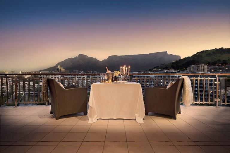 Свадьба мечты на курортах One&Only - церемония на курорте One&Only Cape Town