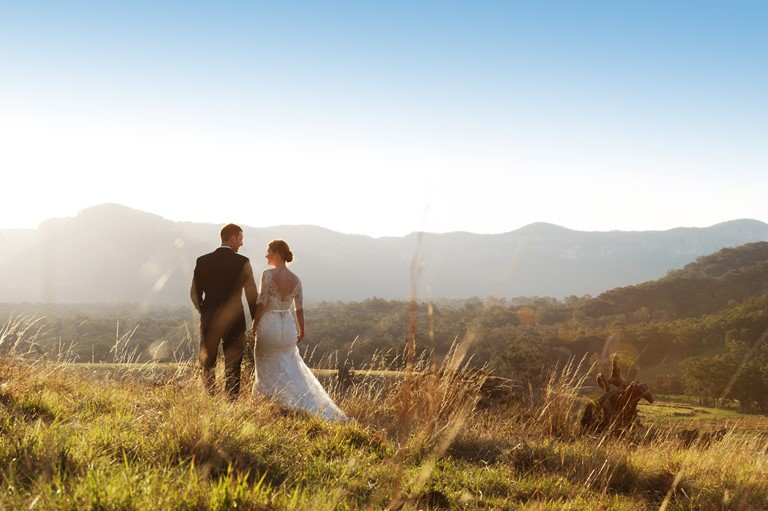 Свадьба мечты на курортах One&Only - в природном заповеднике Emirates One&Only Wolgan Valley