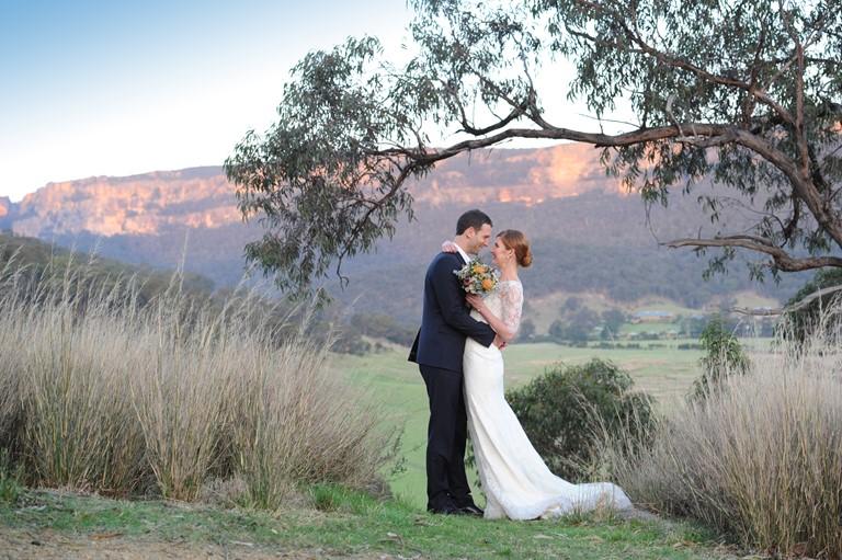 Свадьба мечты на курортах One&Only - в заповеднике Emirates One&Only Wolgan Valley