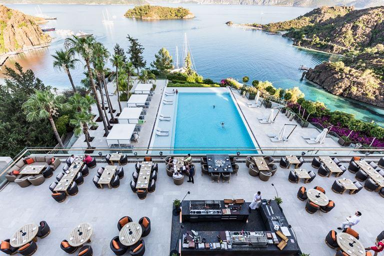 Бархатный сезон в Турции в отеле D Maris Bay - фото 2