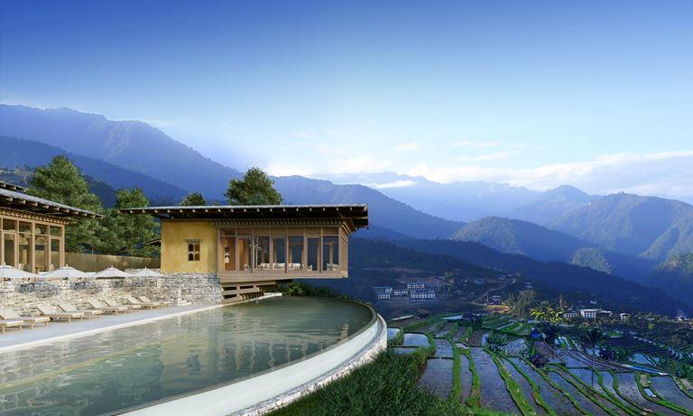 Six Senses Bhutan - отель в Бутане откроется осенью 2018 года