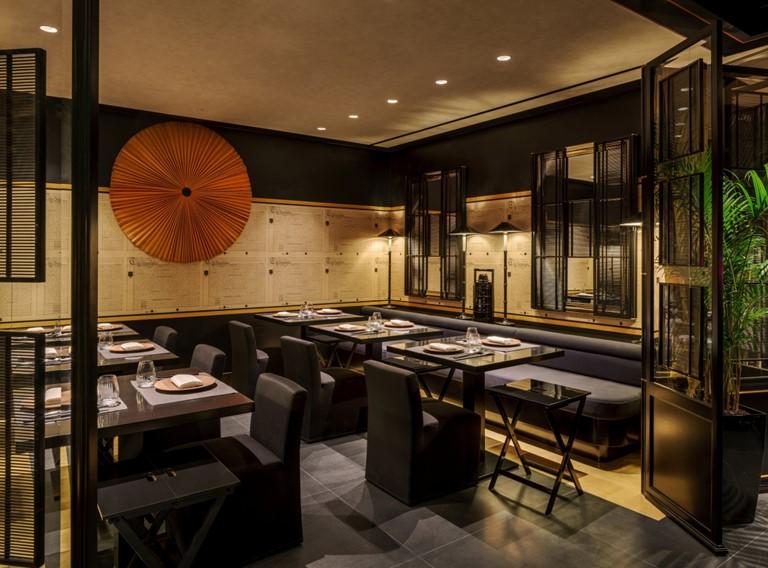 Six Senses Duxton - отель в Сингапуре - ресторан Yellow Pot