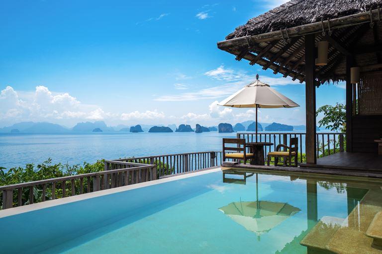 """Six Senses Yao Noi в Таиланде - """"Лучший курортный отель в Юго-Восточной Азии"""""""