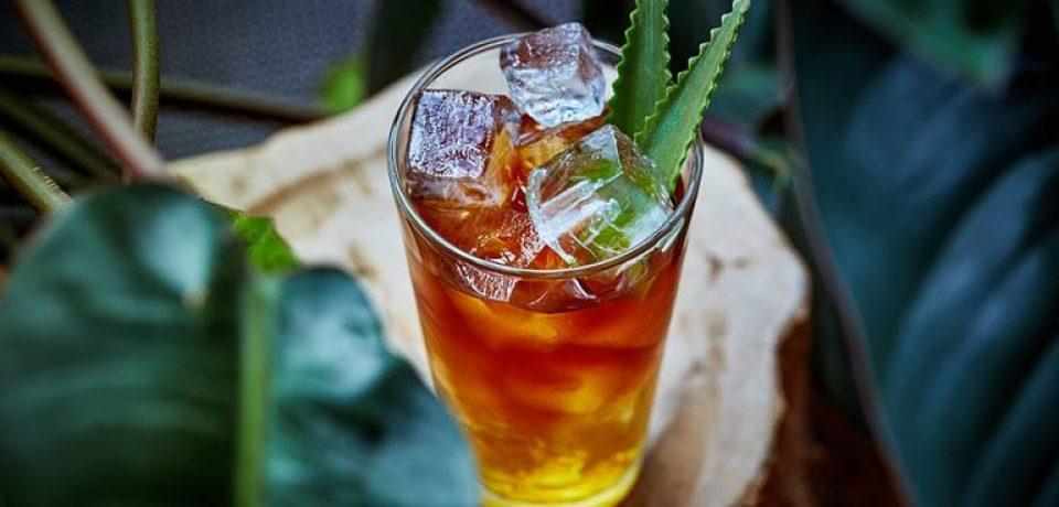 Сезонные напитки в московском ресторане Sixty