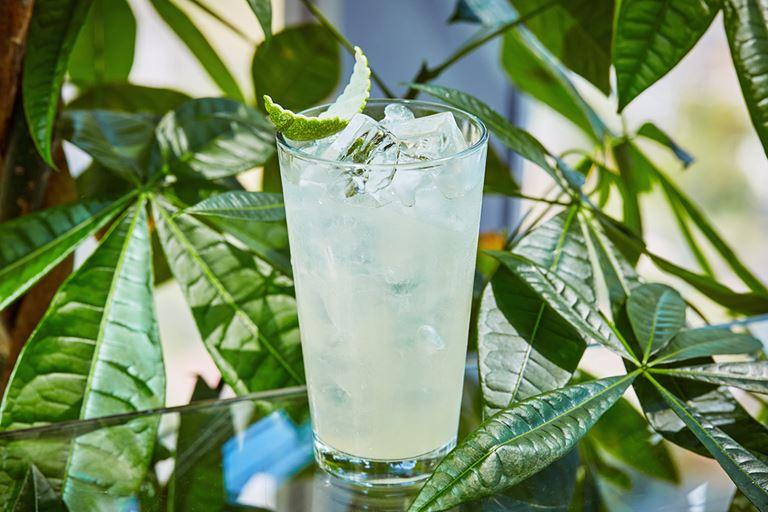 Сезонные напитки в московском ресторане Sixty - Лимонад классический