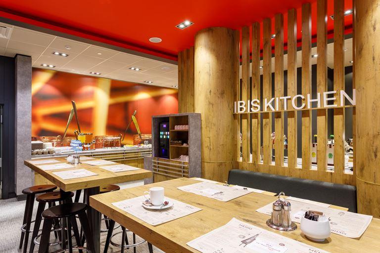 Апарт-отели Adagio – Ibis kitchen