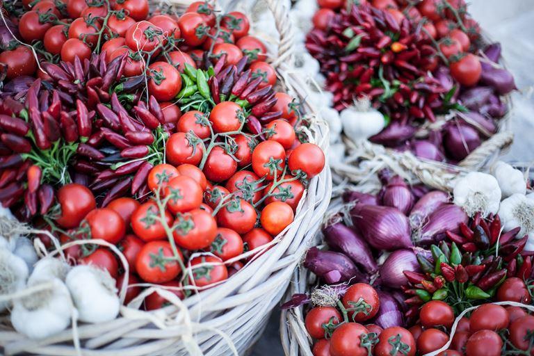 Фестиваль томатов в Borgo Egnazia