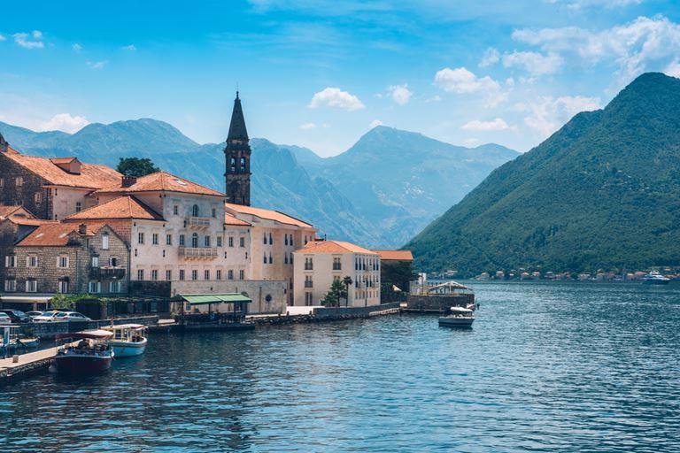 Iberostar Grand Perast: дворец XVIII века - курортный отель в Черногории