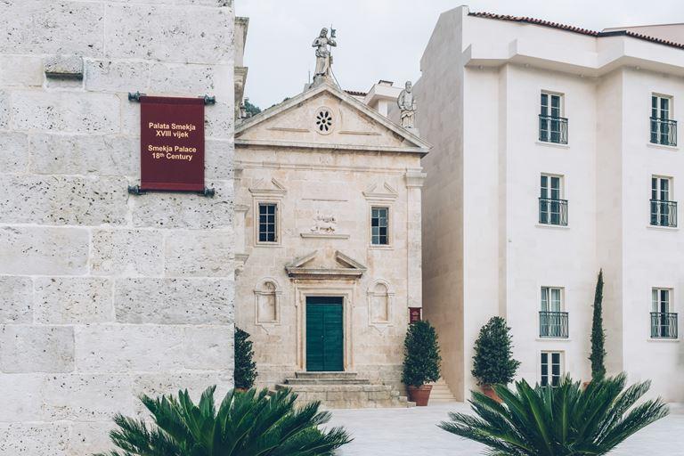 Iberostar Grand Perast: дворец XVIII века - отель в Черногории