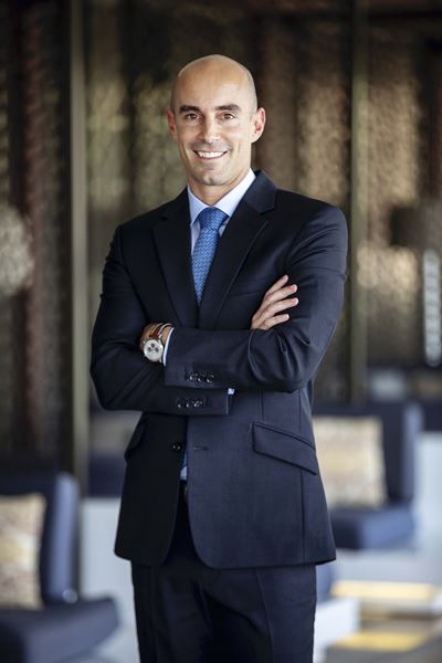 Джефф Реднур Генеральный Менеджер отеля Four Seasons Hotel Doha