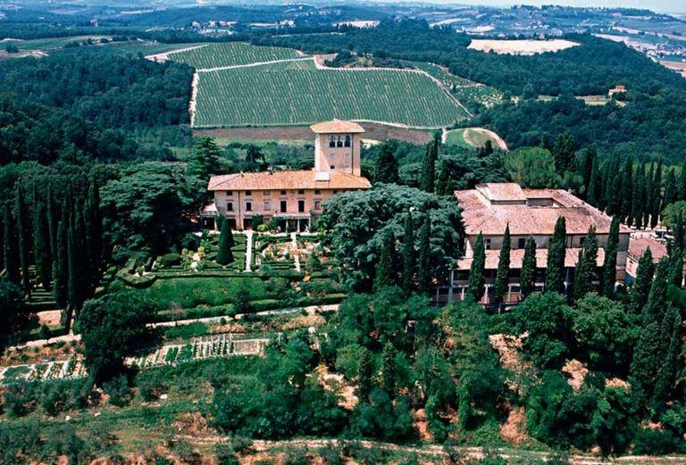 Тур по поместью Кузон в Тоскане от Relais Santa Croce (Флоренция)