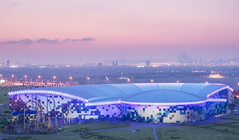 Дубайская арифметика: интересные факты о городе в цифрах - парк развлечений IMG Worlds Of Adventure