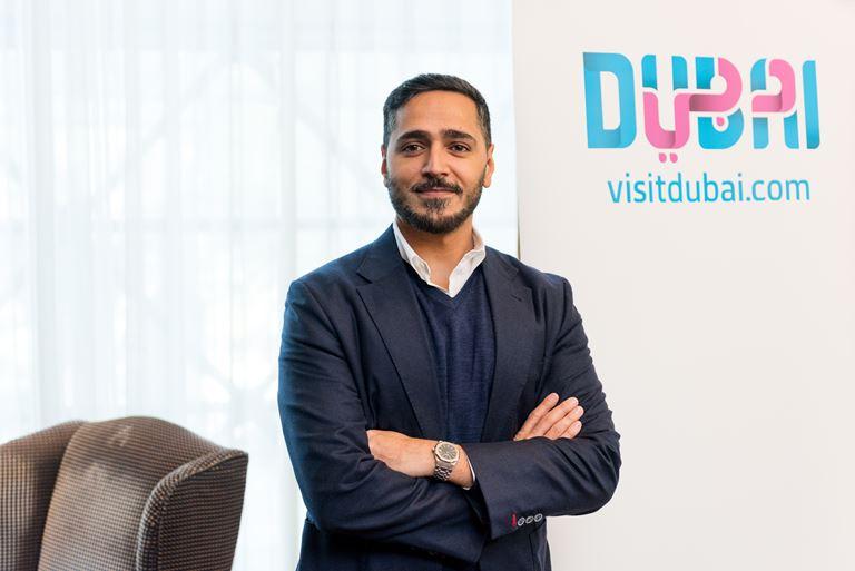 Иссам Казим (Issam Kazim), генеральный директор Корпорации туризма и коммерческого маркетинга Дубая (DCTCM).