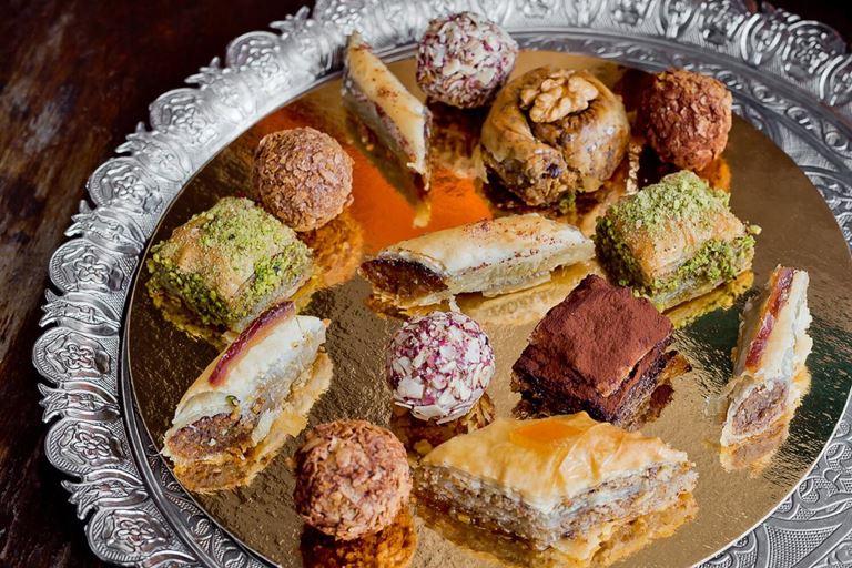 В Nofar появился сет восточных сладостей «Хабиби»