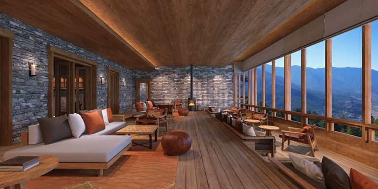 Six Senses Bhutan готовится к открытию в ноябре 2018 - Six Senses Paro