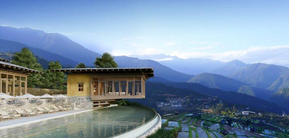 Six Senses Bhutan готовится к открытию в ноябре 2018