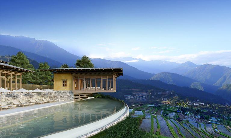 Six Senses Bhutan готовится к открытию в ноябре 2018 - Six Senses Punakha