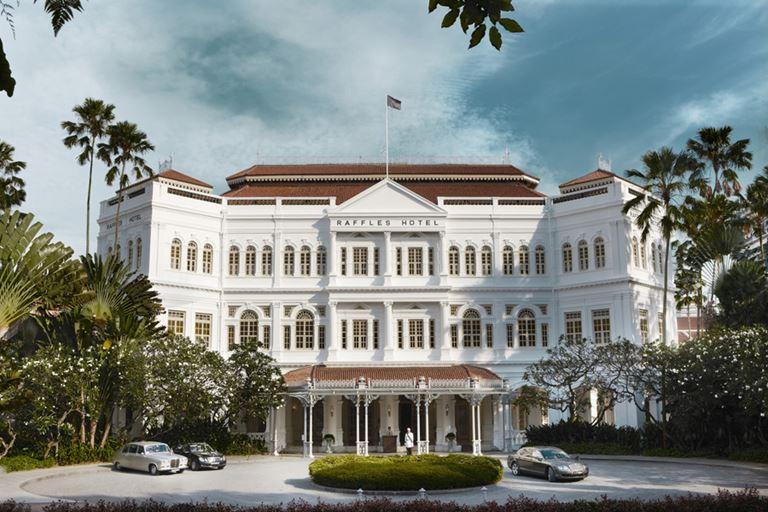 Raffles Singapore представляет новые гастрономические концепции и совместные проекты со знаменитыми шефами