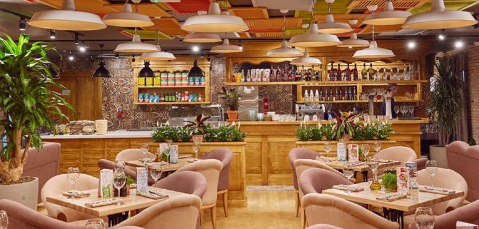 Итальянское кафе «Руккола» открылось в ТЦ «Семёновский»