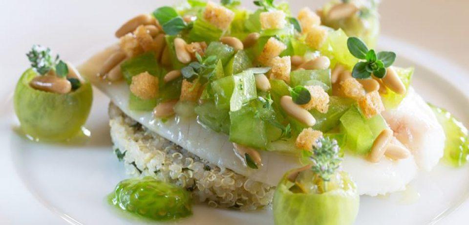 Новое меню и кулинарная концепция Эммануэля Соарэса в отеле La Réserve Genève
