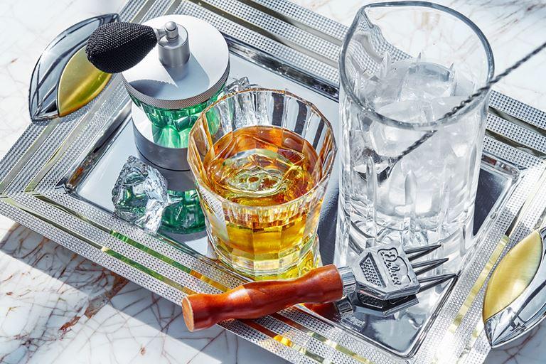 Осенние коктейли в ресторане Sixty - Rolls Royce Phantom