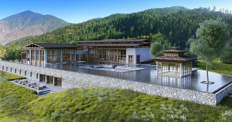 Six Senses Bhutan готовится к открытию в ноябре 2018 - Six Senses Thimphu