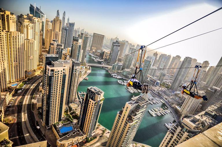 Дубайская арифметика: интересные факты о городе в цифрах - XLine Dubai Marina