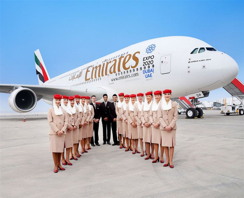 Дубай 2019-2020: новости, итоги, планы - Авиакомпания Emirates