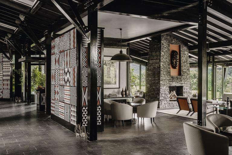 Открытие курорта One&Only Nyungwe House в Руанде - интерьер номеров