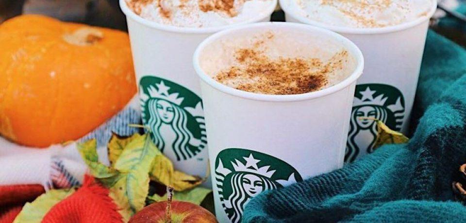 Праздничный сентябрь со Starbucks: собери коллекцию ярких подарков!