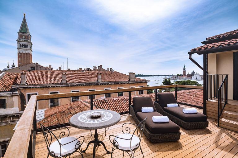 Baglioni Hotel Luna приглашает полюбоваться Венецией с высоты птичьего полёта