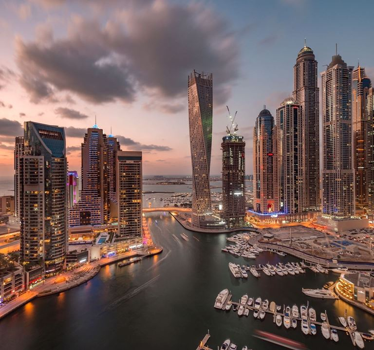 Дубай вошел в Топ-5 самых посещаемых городов мира по версии Mastercard Global Destination Cities Index 2018