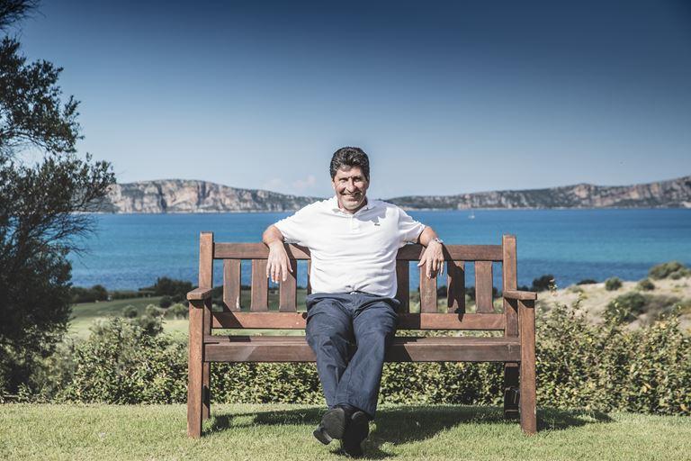 Хосе Мария Оласабаль станет дизайнером гольф-полей в Costa Navarino