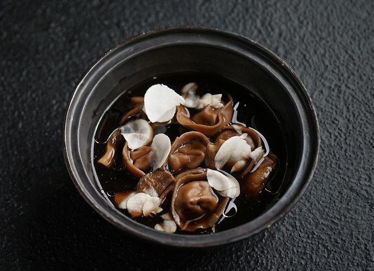 Осень в «Кококо»: сезонное обновление меню - Пельмени с нежным пюре
