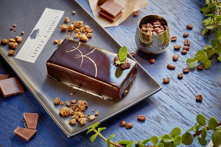 Новое меню в LITTLE GARDEN kitchen & bar - шоколадный торт