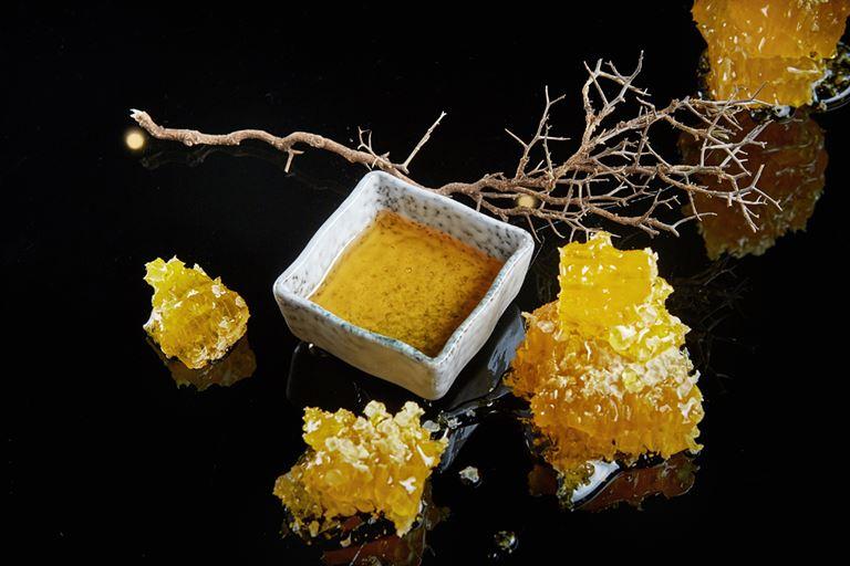 Мёд в ресторане «На Мосфильмовской» - Липовый мёд