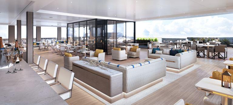Яхта The Ritz-Carlton Yacht Collection - фото 1