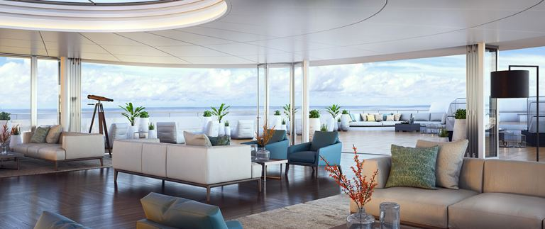 Яхта The Ritz-Carlton Yacht Collection - фото 2
